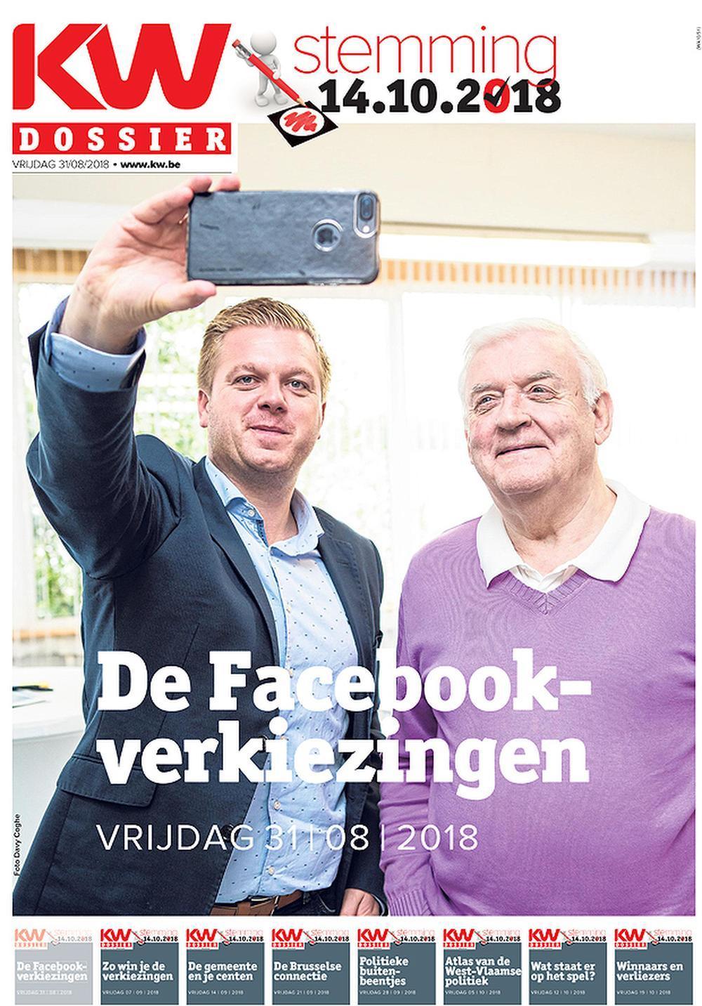 Dossier 1: De Facebookverkiezingen