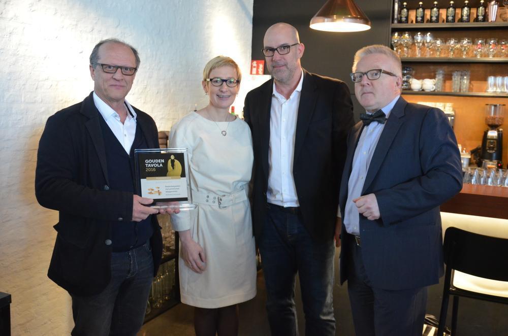 Geen West-Vlaamse winnaars bij Gouden Tavola in Kortrijk