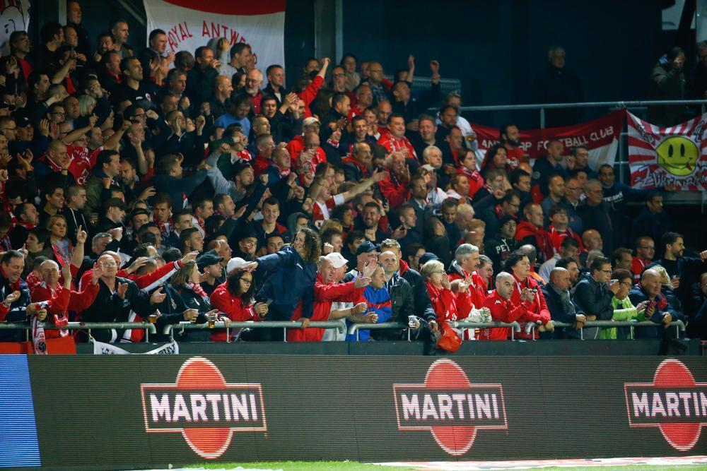 Combiregeling bij KV Oostende-Antwerp FC schiet doel voorbij