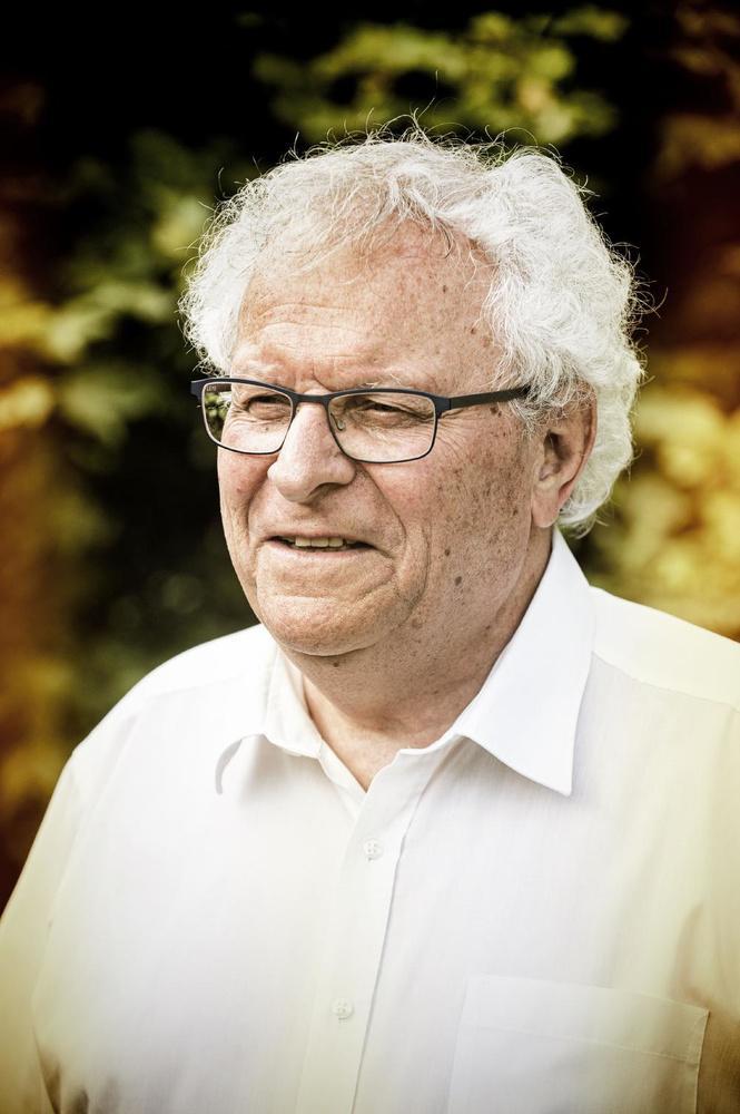 Geert Messiaen gaat op zijn 72ste met pensioen: