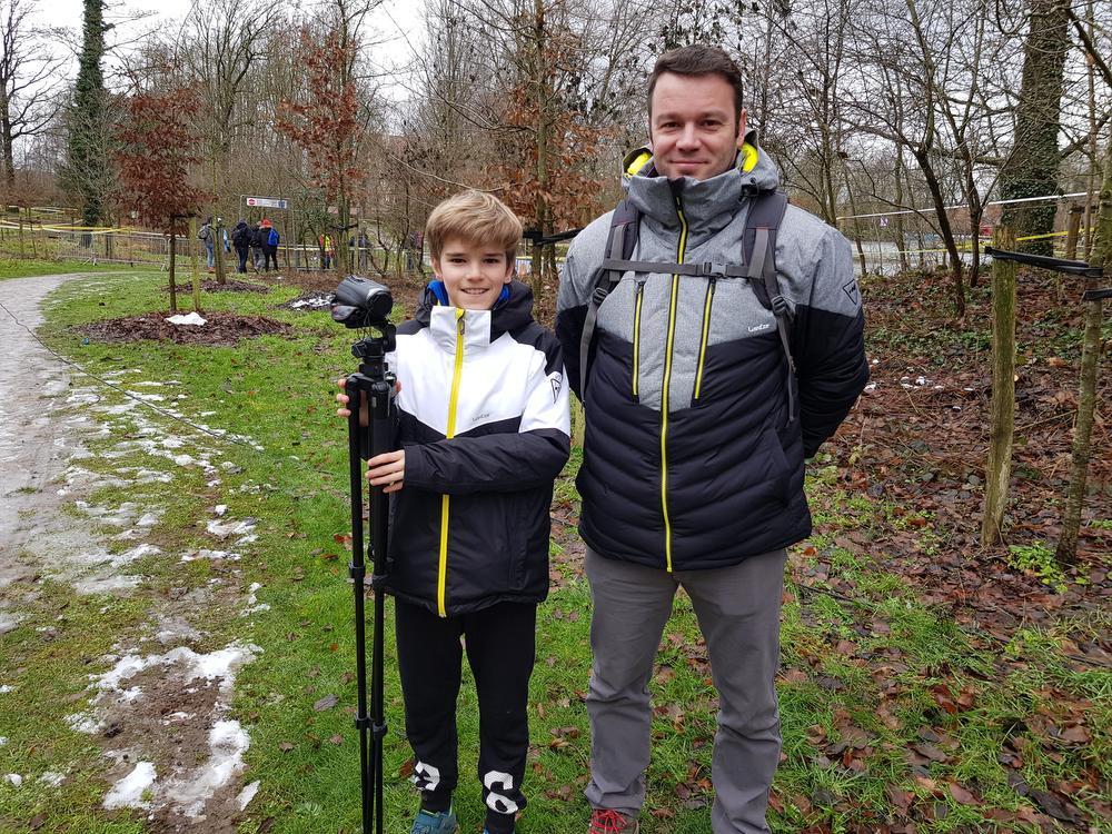 Pieter en Maurice uit Zonnebeke.