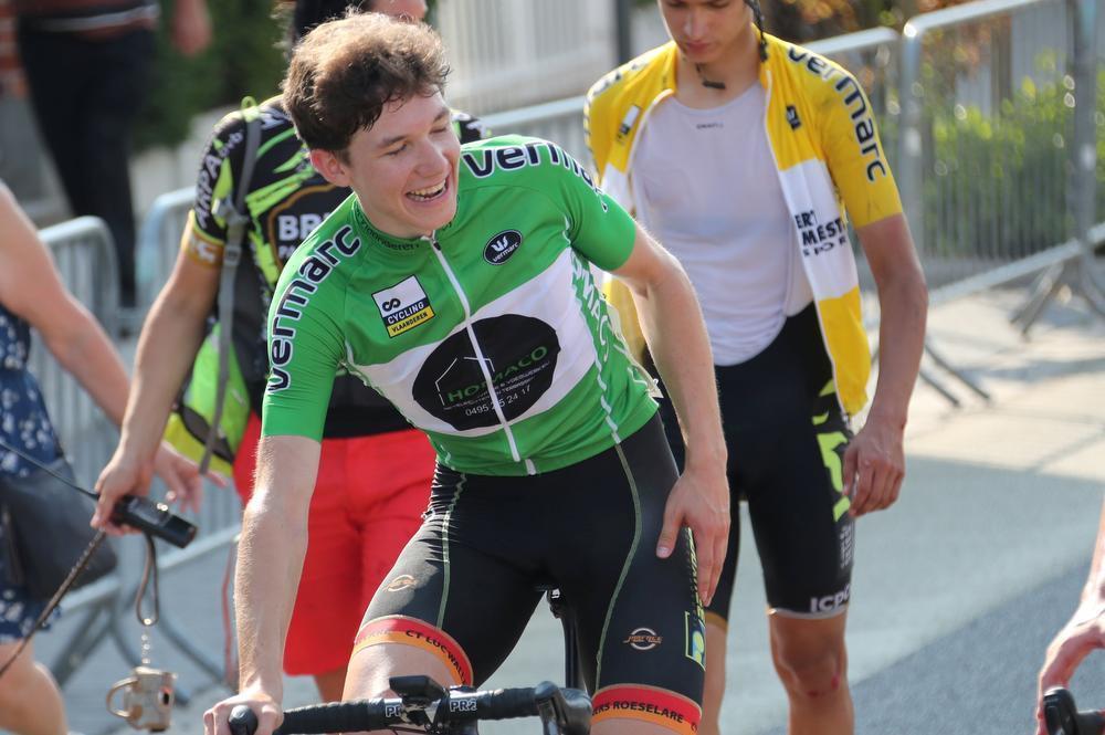 Jonge Renners Roeselare blikken tevreden terug op wegseizoen
