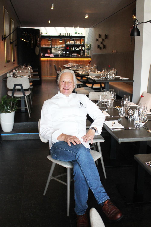 De faroriete restaurants van Elsje Helewaut