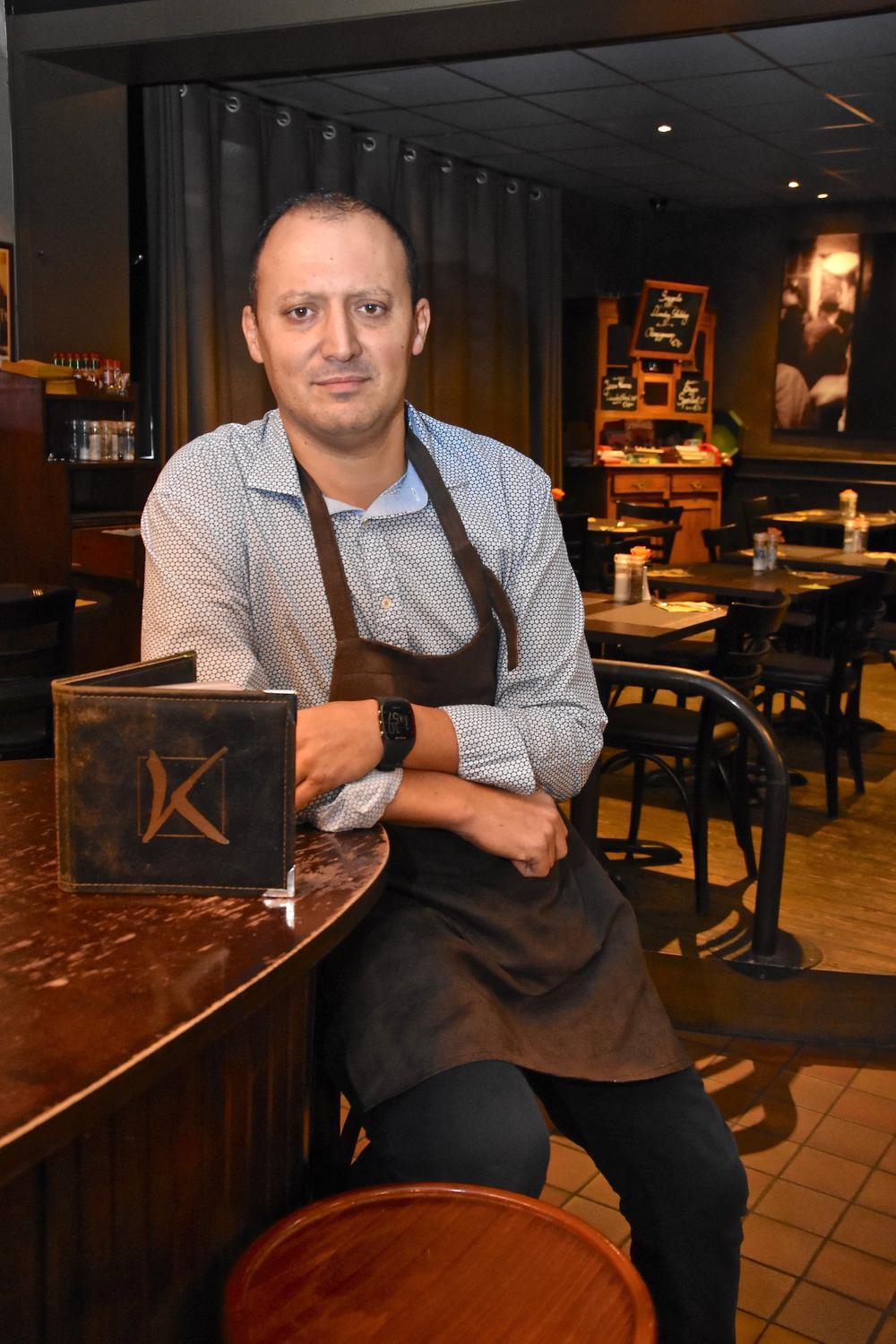 De favoriete restaurants van Joris Vande Vyvere