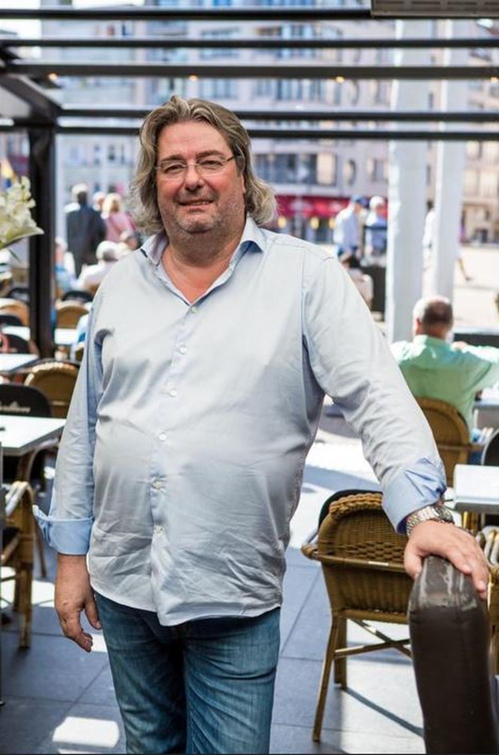 De favoriete restaurants van Hannes D'Haese