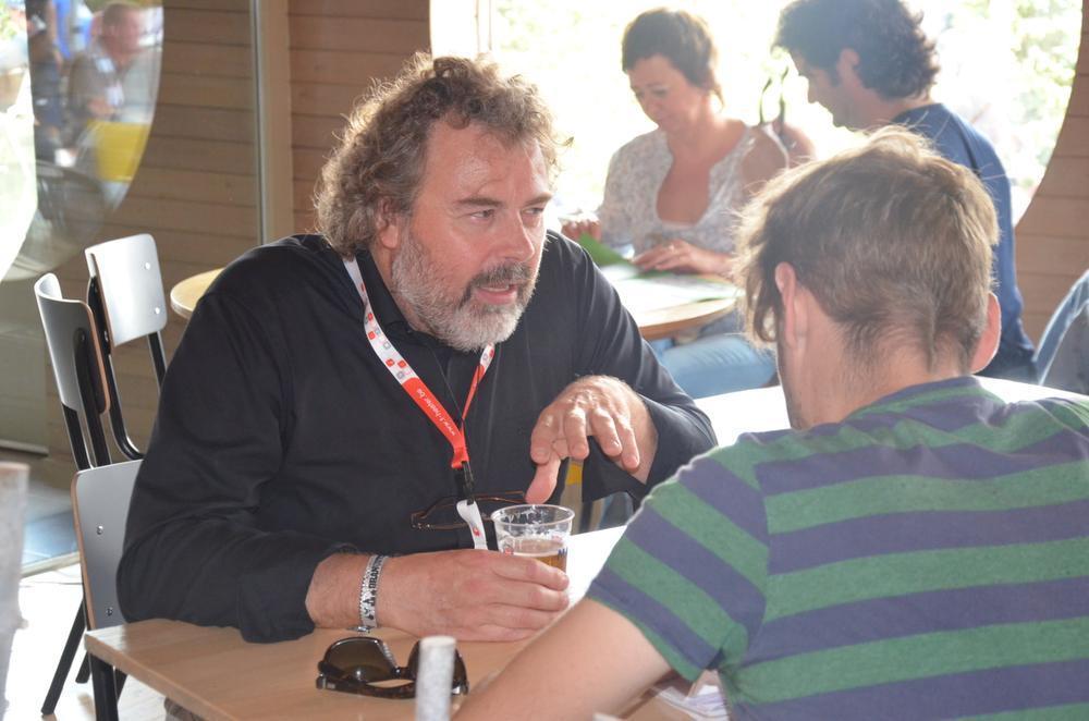 Yves Bondue: