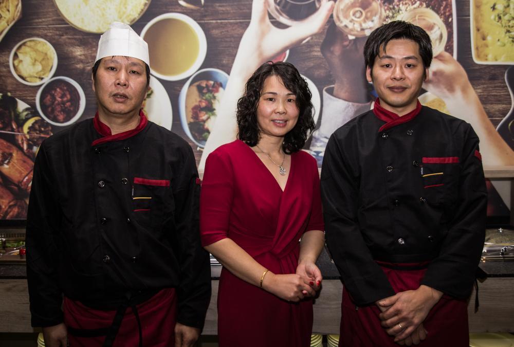 Maduo-Hu, AiAi Hu en Liyou Hu.
