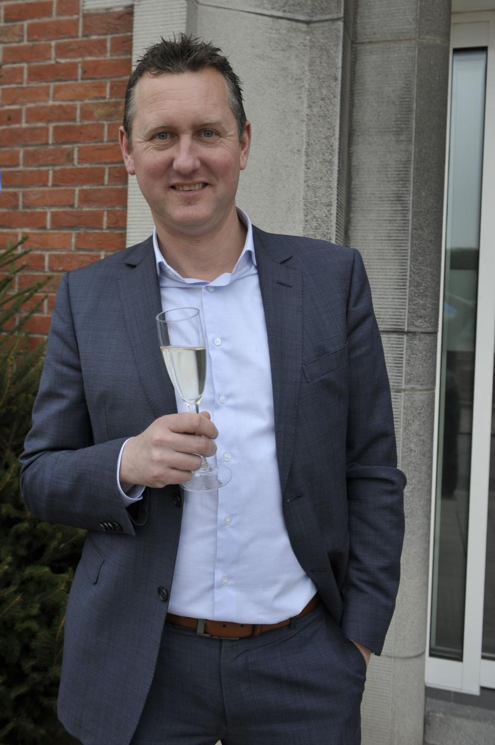Ingelmunsters burgemeester Kurt Windels. (Foto FODI)