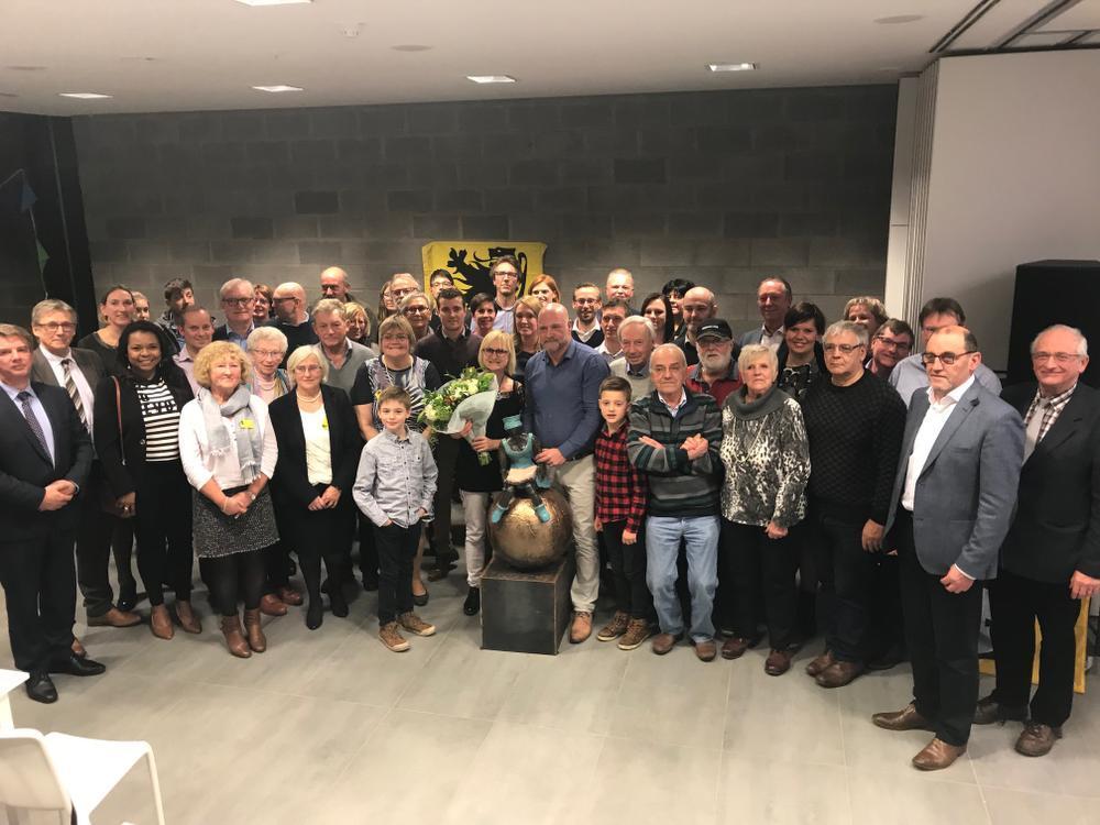 Boegbeeld Patrick De Groote komt niet meer op bij de gemeenteraadsverkiezingen.