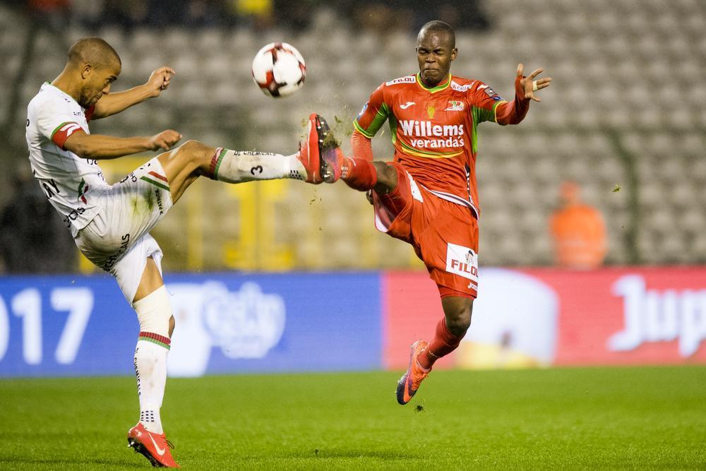 Na de reguliere speeltijd en verlengingen stond het 3-3. In de strafschoppenreeks haalde SV Zulte Waregem het van KV Oostende.