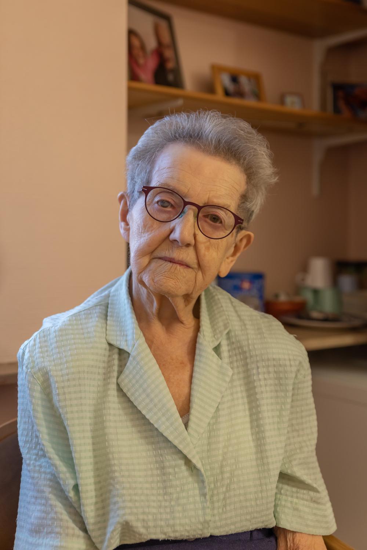 Marie-Louise De Deurwaerder.