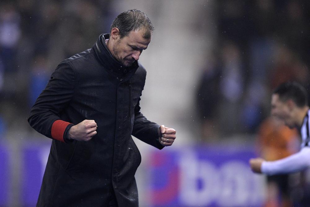 Cercle Brugge bezorgt leider Racing Genk eerste nederlaag