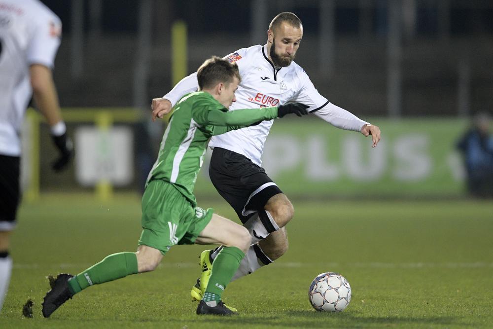 KSV Roeselare pakt drie gouden punten met 0-1 zege in Lommel