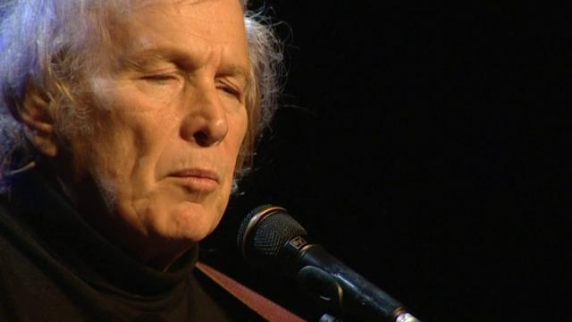 Singer-songwriter Don Mc Lean op het podium in Brugge