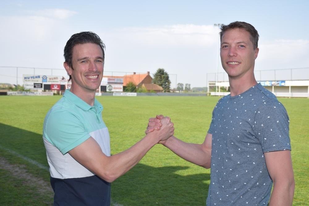 Frederique Ollivier (links) en Stijn De Deygere veranderen na dit seizoen alle twee van ploeg.