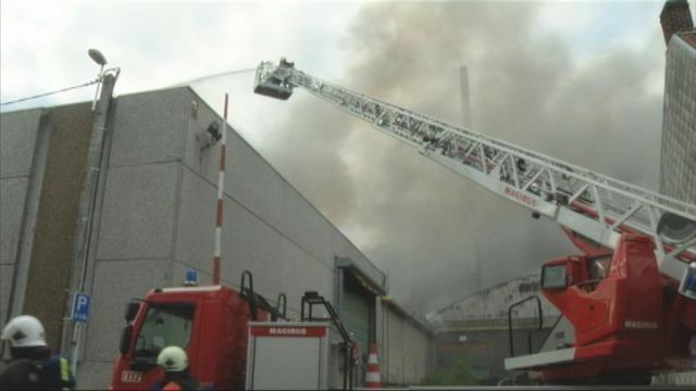 Minderjarigen bekennen brandstichting bij Nelca in Lendelede