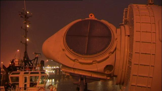 Grootste windturbine ter wereld wordt in Oostende gebouwd