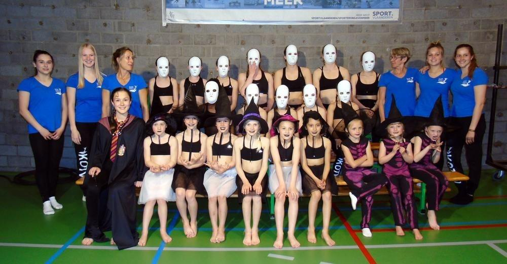 Oostendse Turnvereniging Noordzee heeft talent