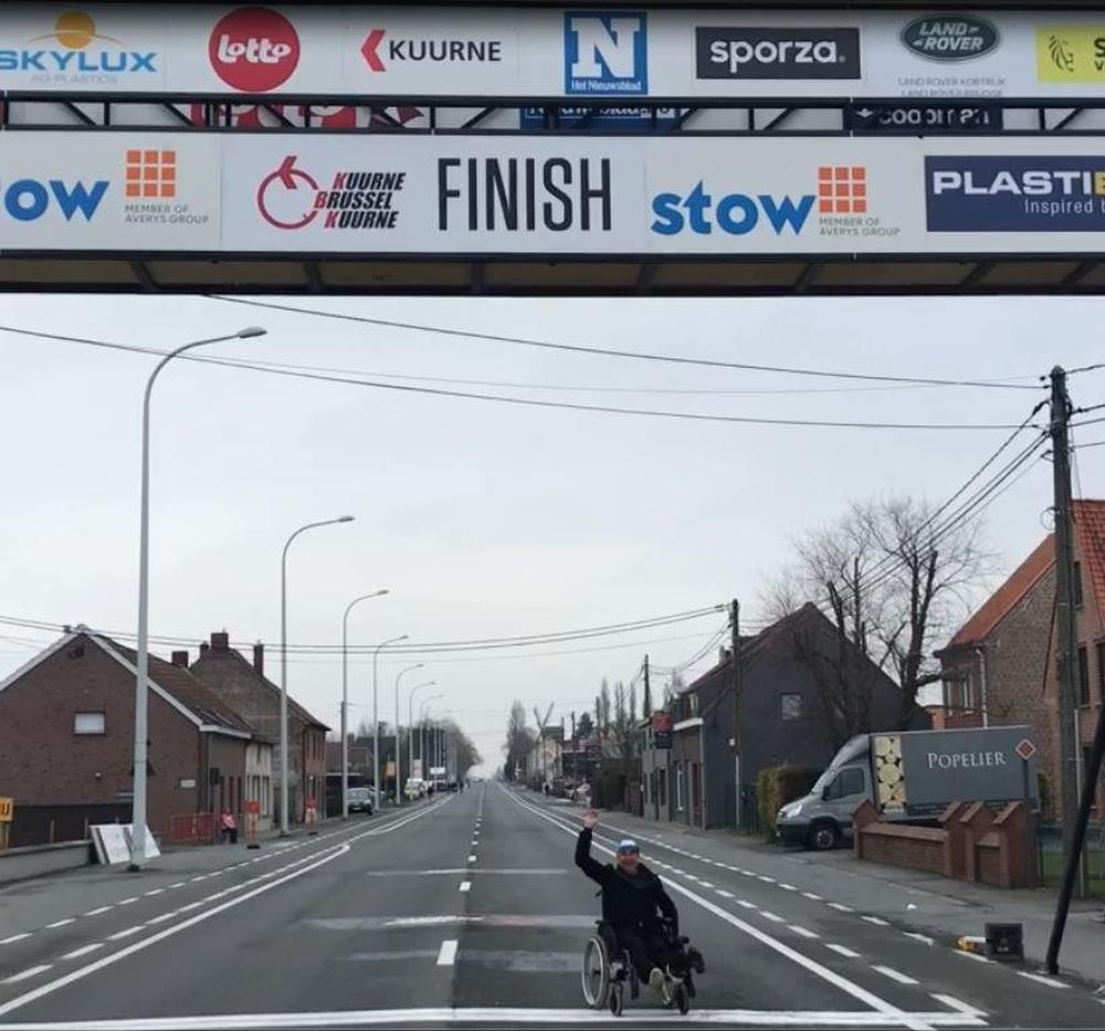 Iets meer dan 4000 wielertoeristen missen hun seizoen niet en nemen deel aan KBK Cyclo