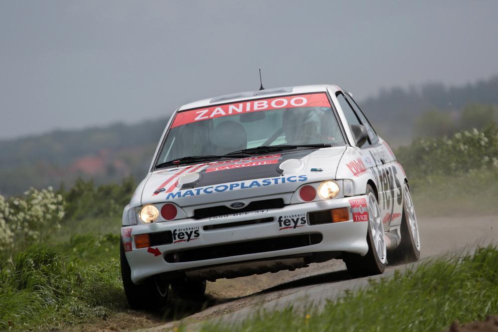 Uniek startveld met Thierry Neuville als smaakmaker op Ypres Rally Masters