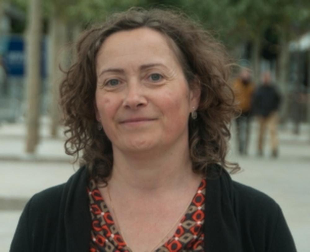 Charlotte Storme zetelt voor Groen in de Brugse gemeenteraad.
