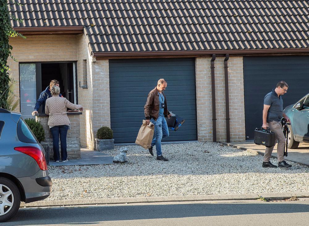 Zoontje van twaalf sloeg alarm na passionele moord in Oekene