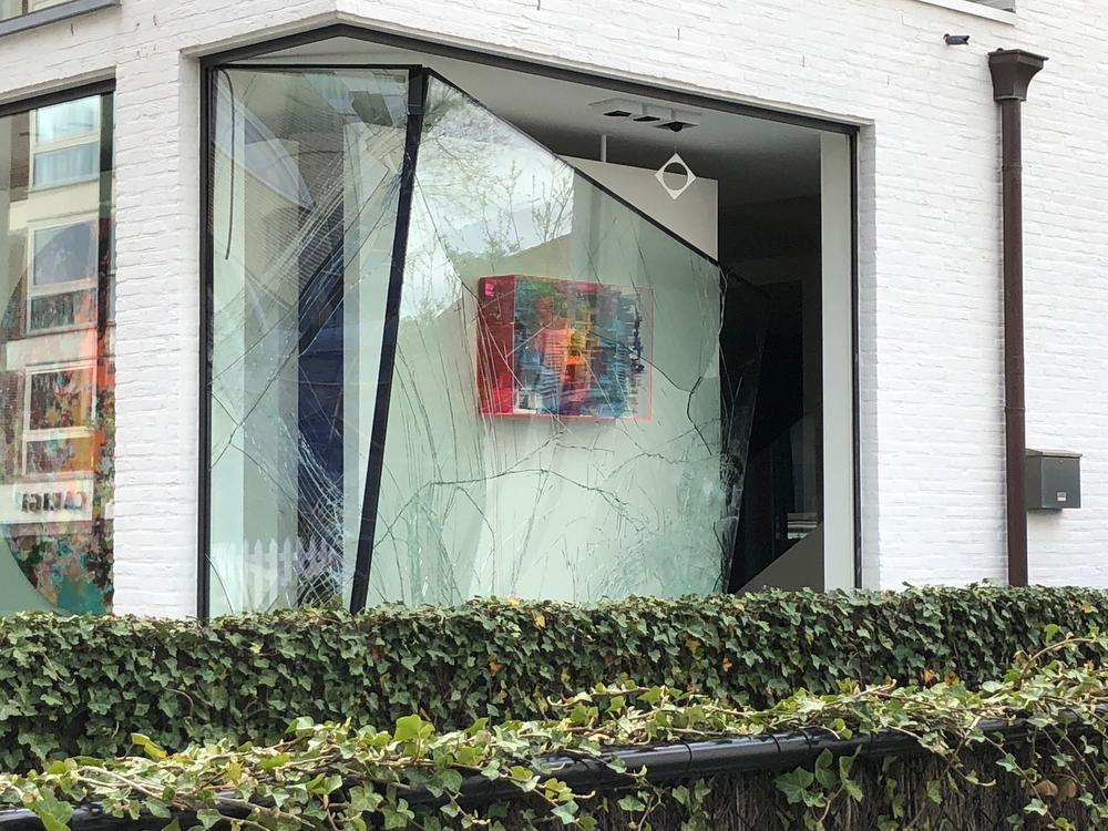VIDEO Kunstwerk van Arne Quinze ter waarde van 2,2 miljoen euro gestolen in Knokke-Heist