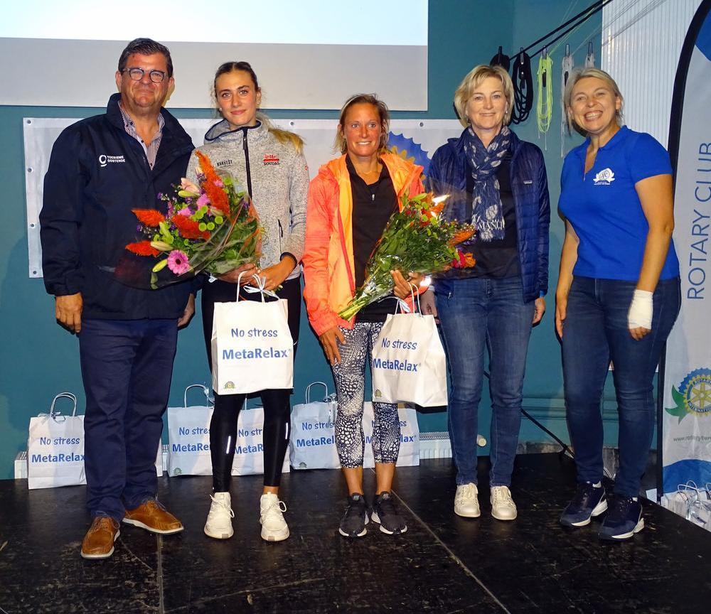 Stad op stelten met 2600 deelnemers aan vijfde Ostend Night Run