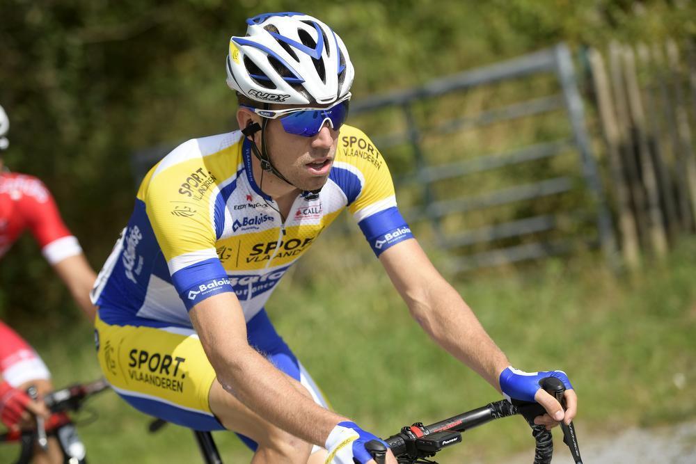 Ook Izegemnaar Benjamin Declercq maakt de overstap van Sport Vlaanderen-Baloise.