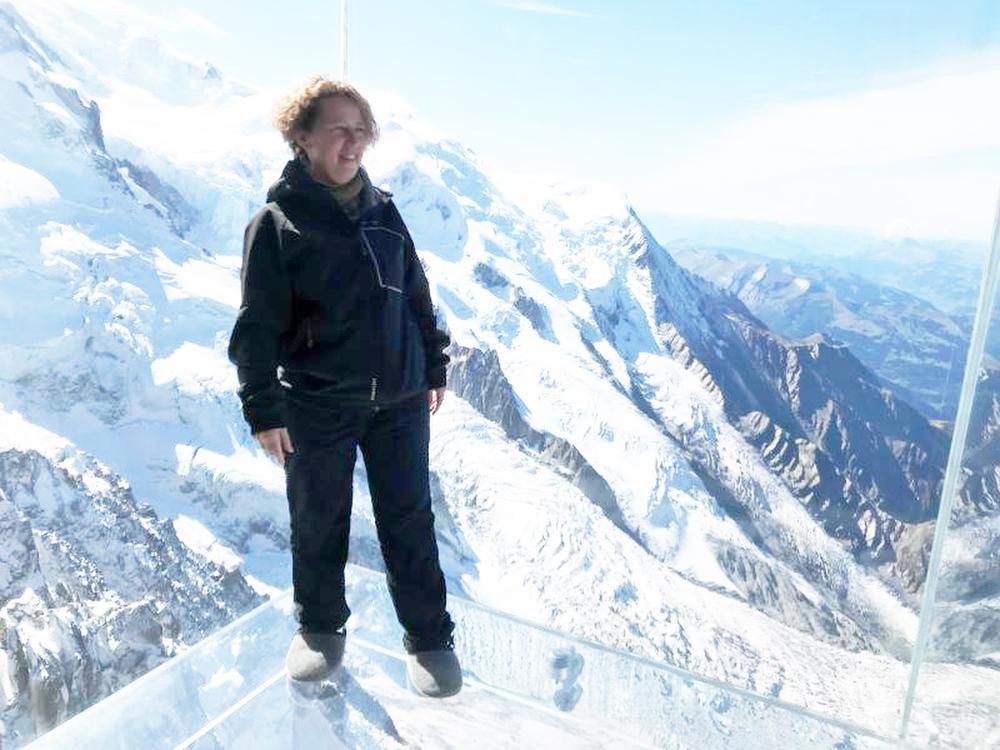 Valerie Vervaecke uit Beveren-Leie bedwingt ondanks Multiple Sclerose de Mont Blanc