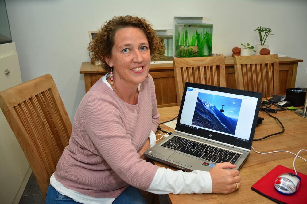 Valerie Vervaecke blikt terug op haar avontuur.