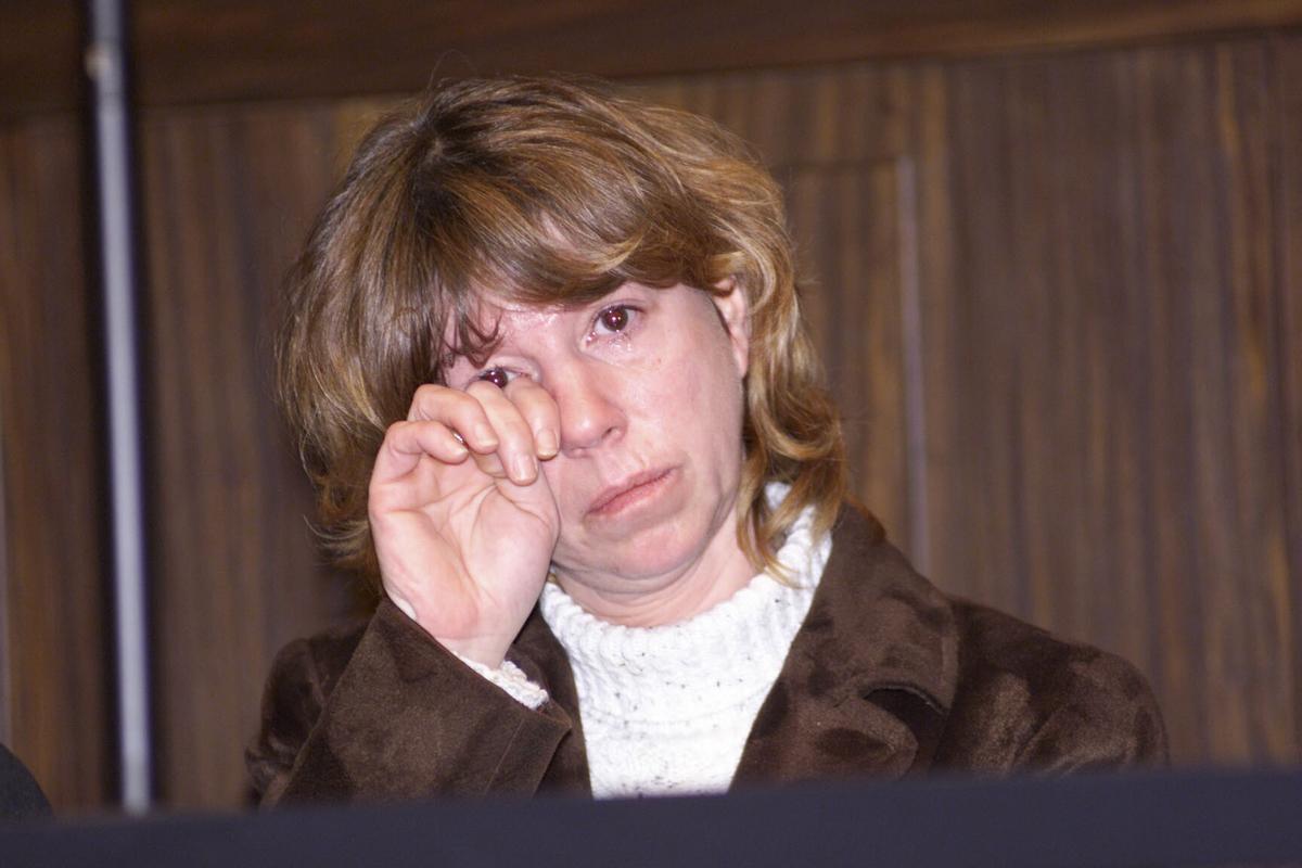 Ingrid Van Assche huilde bittere tranen op assisen. (archief Jo Deman)
