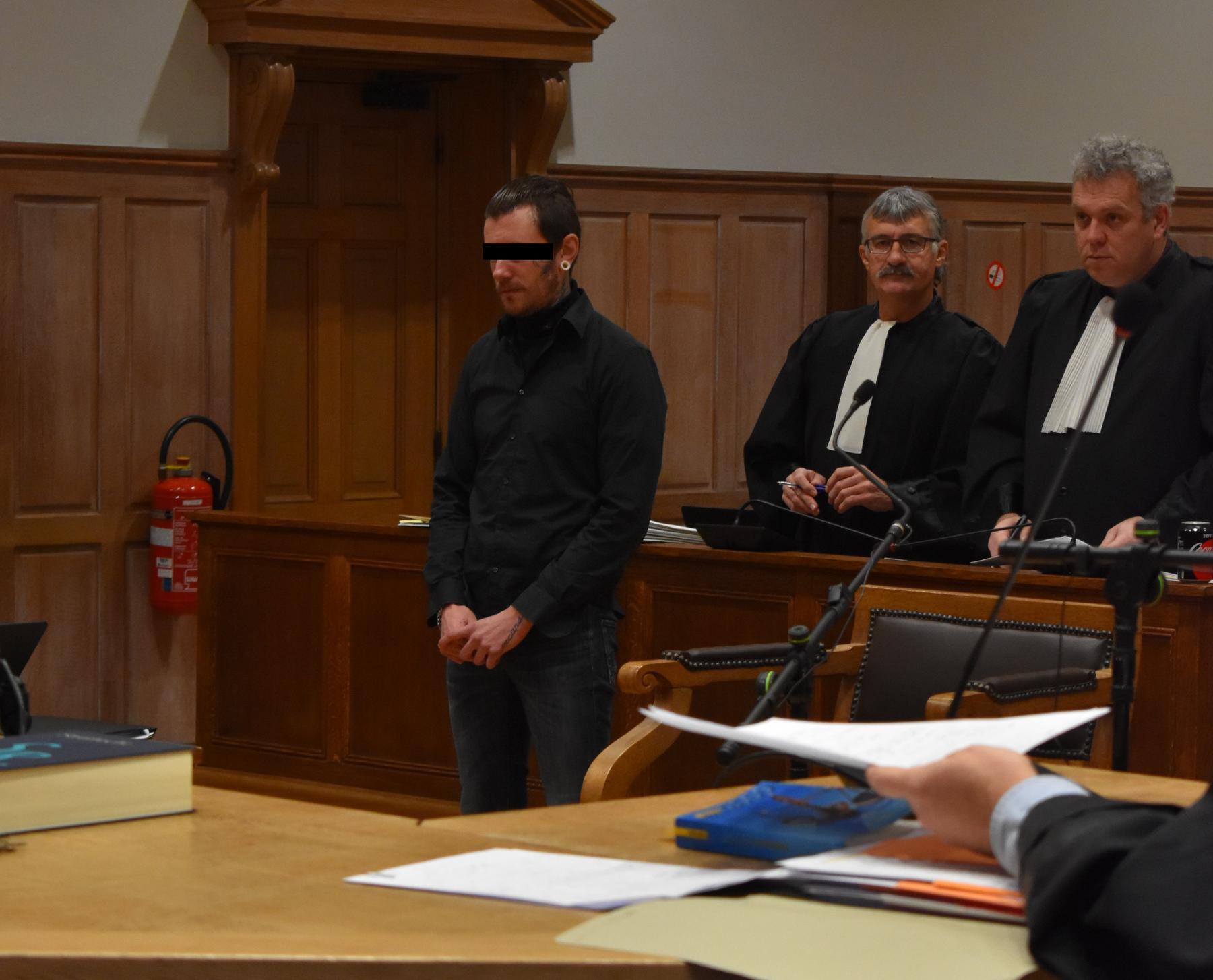 De rechtbank veroordeelde Marnick tot 15 jaar cel. (a-LK)