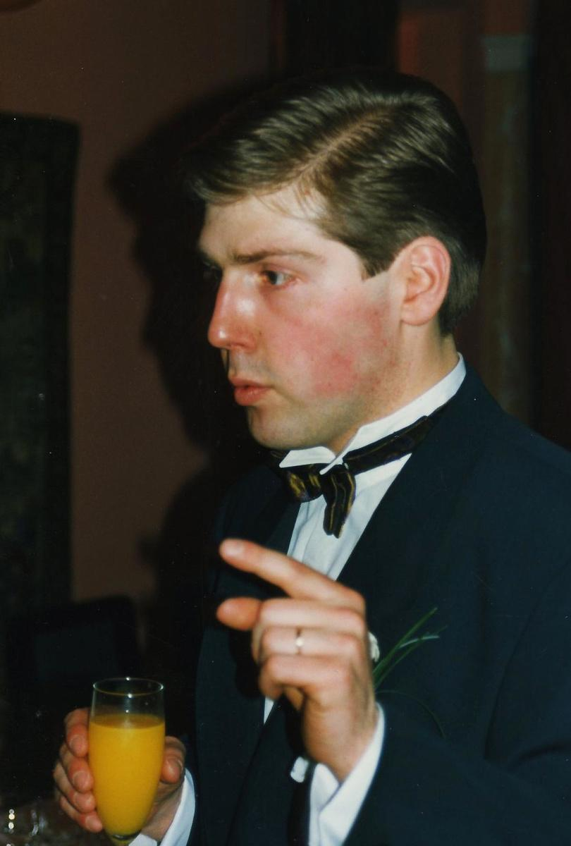 Slachtoffer Peter Broos. (archief KW)