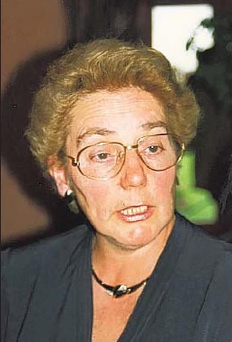 Slachtoffer Marie-Christine 'Maria' Housen. (archief KW)