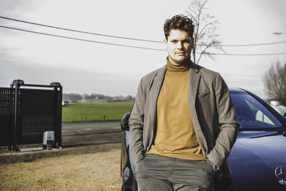 Gunther Ghysels heeft grote plannen met Get Driven. Eerst naar Duitsland, daarna wacht het Verenigd Koninkrijk.