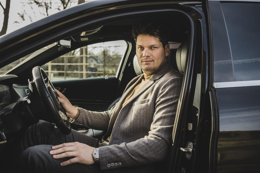 Get Driven-ceo Gunther Ghysels.