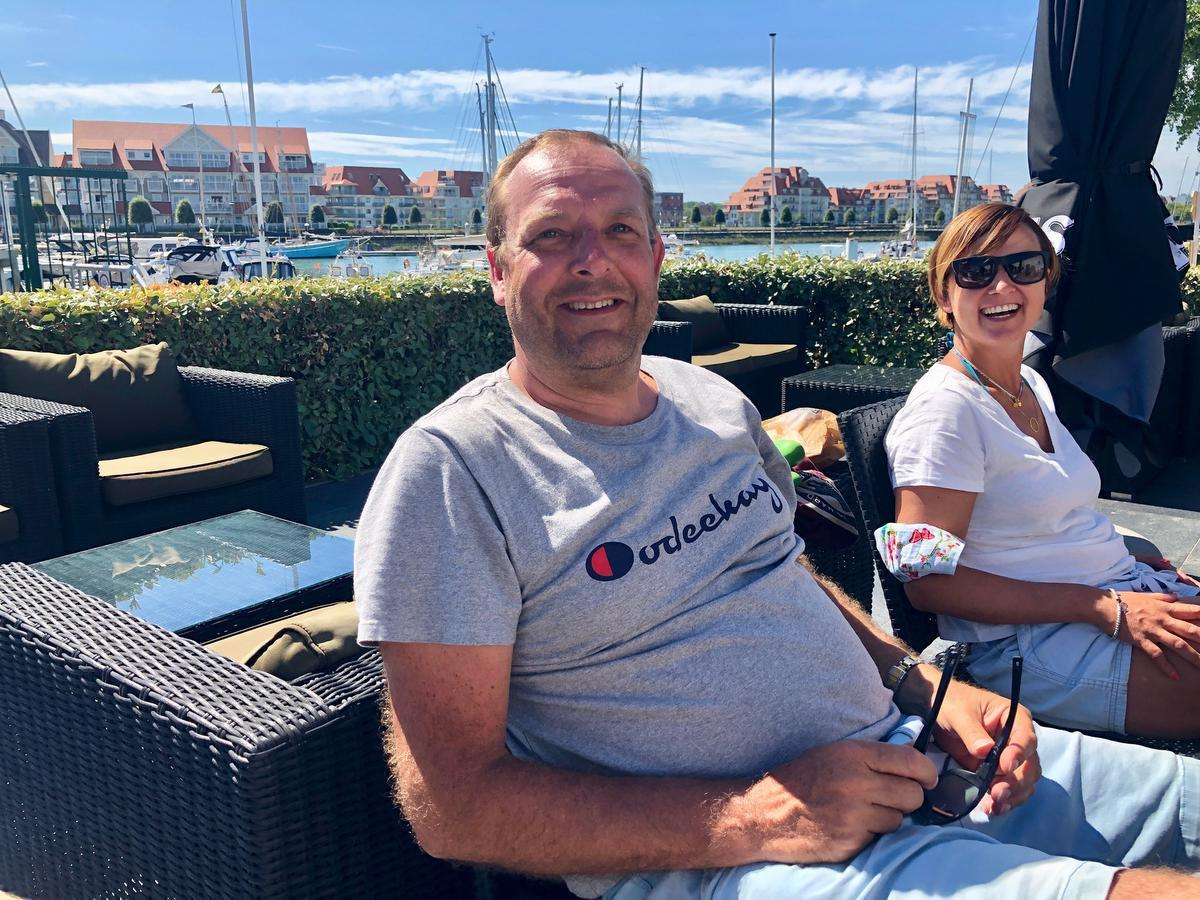 Francis Lannoy, fan van de Koninklijke Yachtclub: