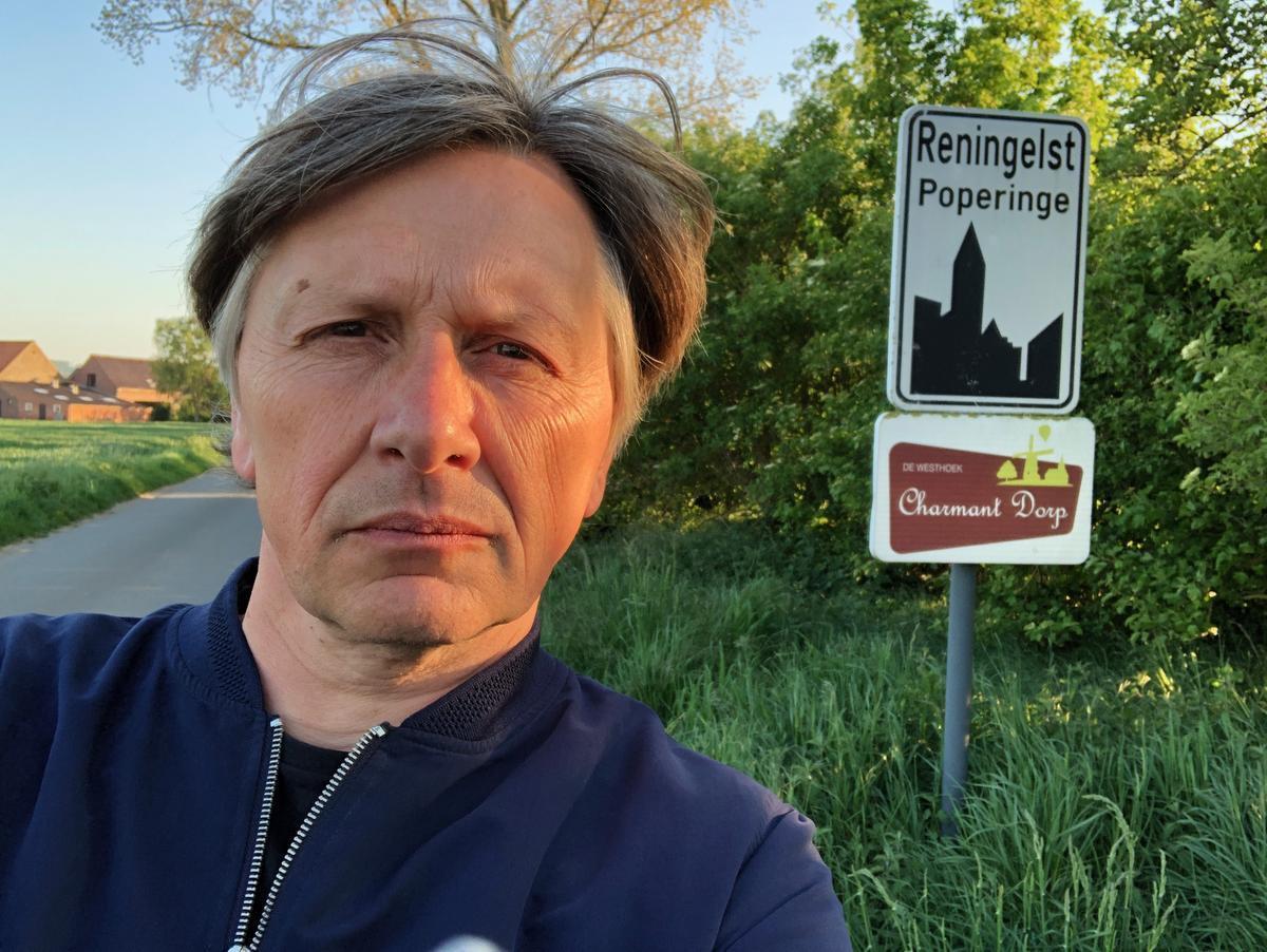 10.000 stappen in Poperinge: