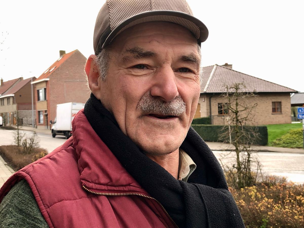 Jozef Cortvriendt, al 40 jaar gelukkig in Wulvergem