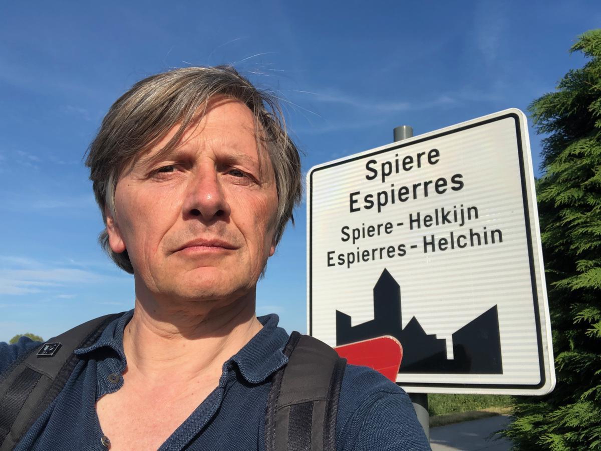 10.000 stappen in Spiere-Helkijn: