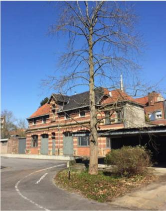 In het Koetshuis wil de projectontwikkelaar graag de trekker van de verschillende projecten onder brengen.