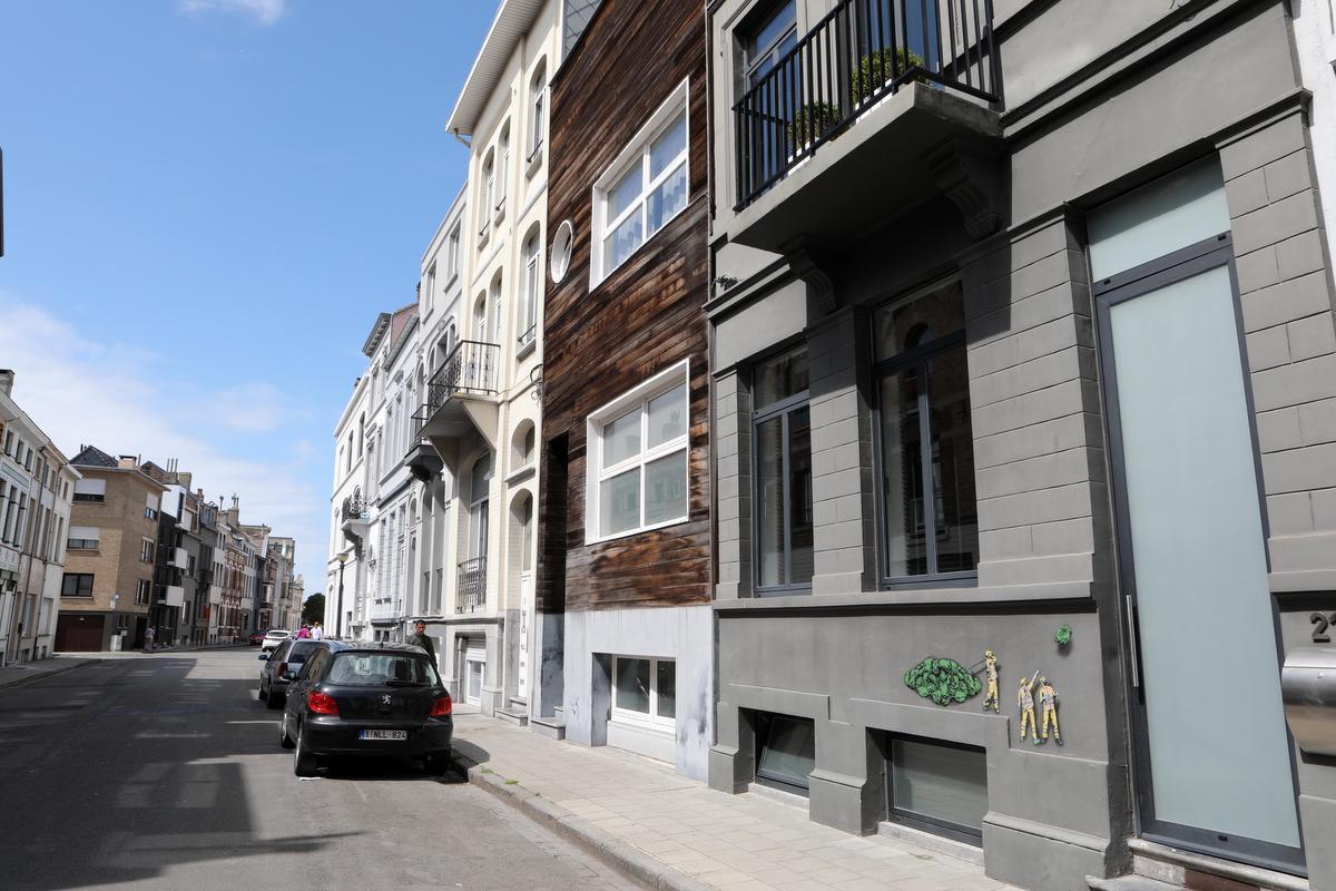 Verschillende woningen in de wijk Oud Hospitaal werden mooi opgeknapt.