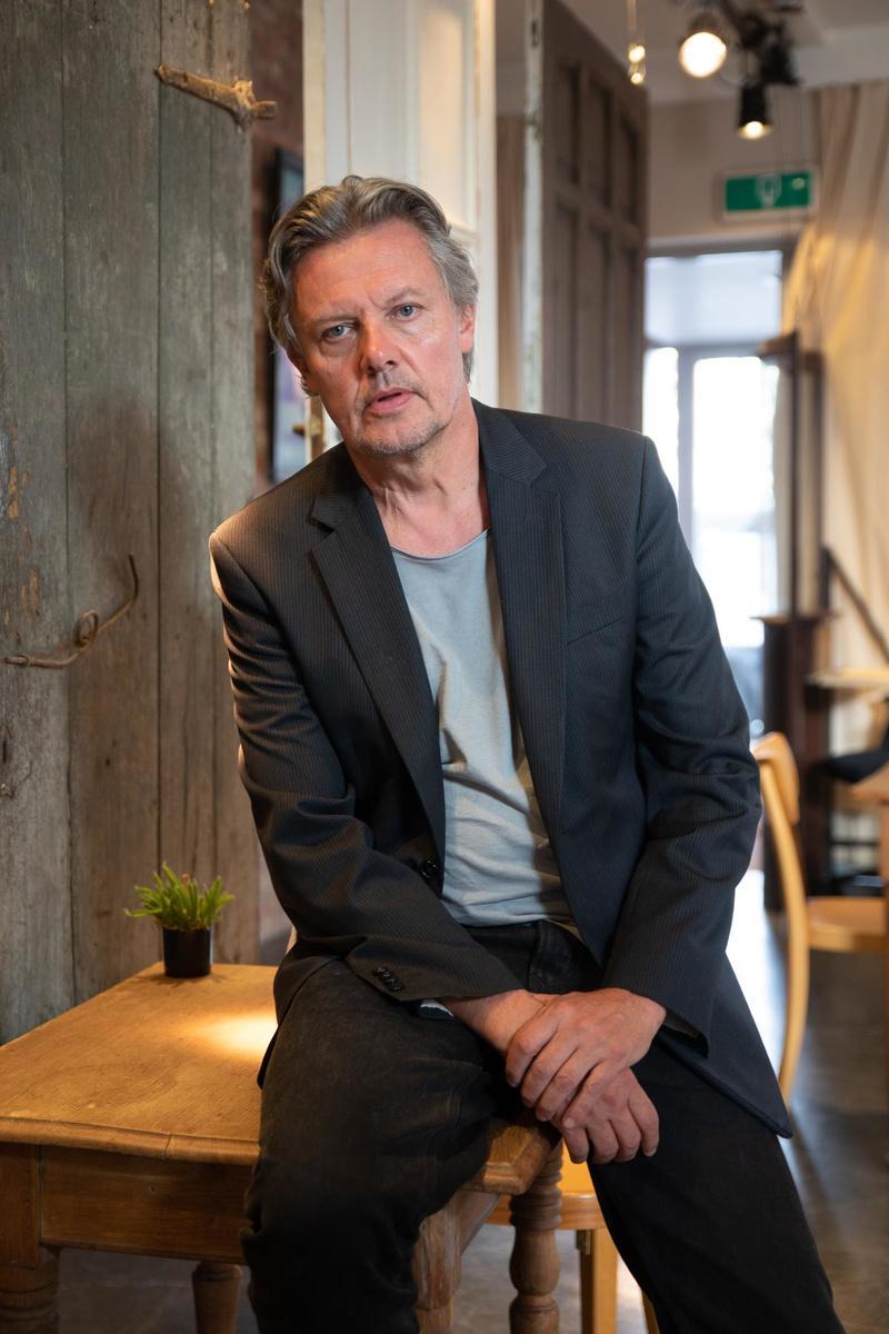Piet Arfeuille is artistiek directeur Theater Malpertuis: