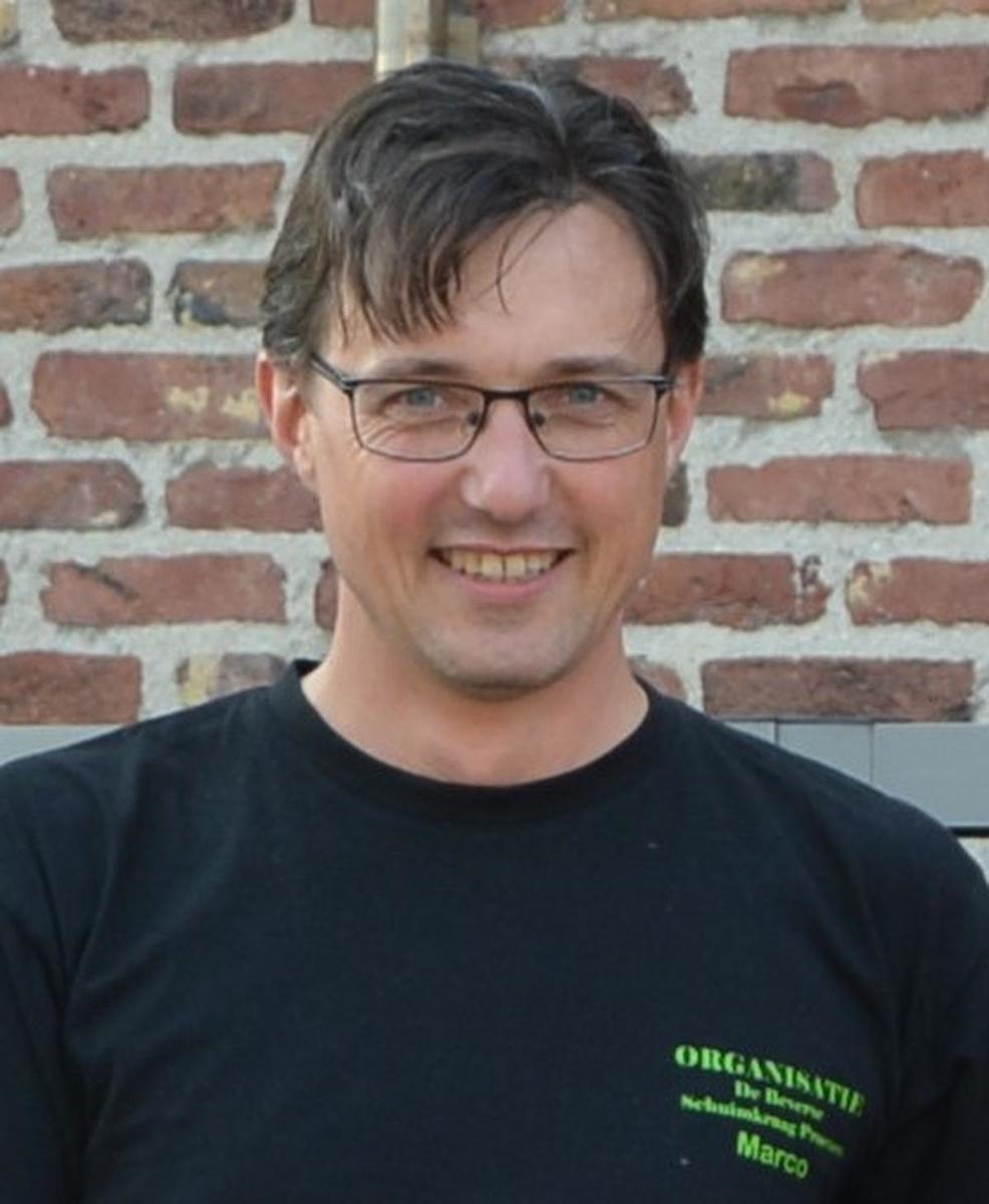 Marco Lombaert. (foto SM)