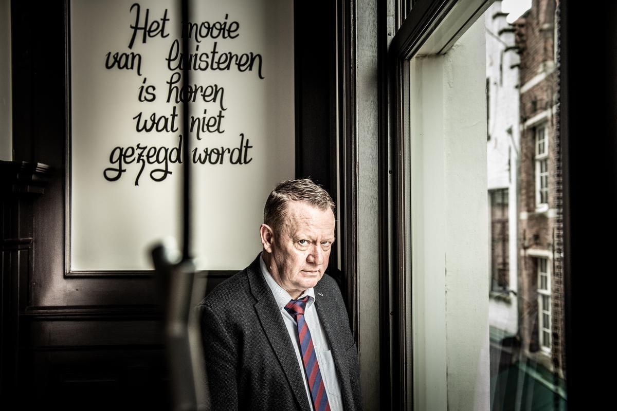 Stefaan Sintobin wil in Brugge samenwerken met de N-VA.