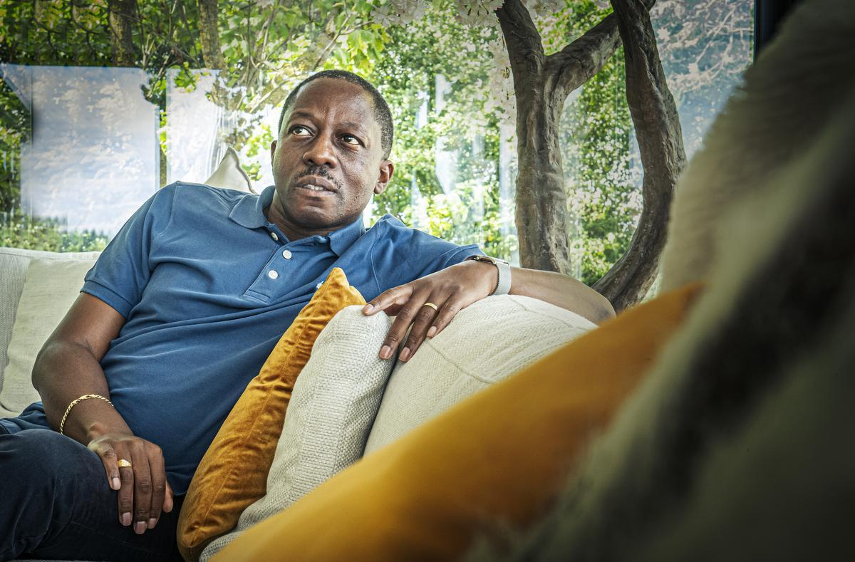 Gilbert Nyatanyi: