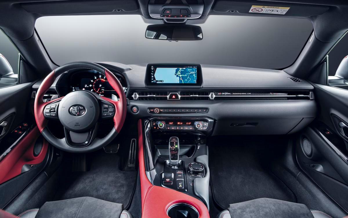 Toyota GR Supra 2.0: het echte sportwagengevoel