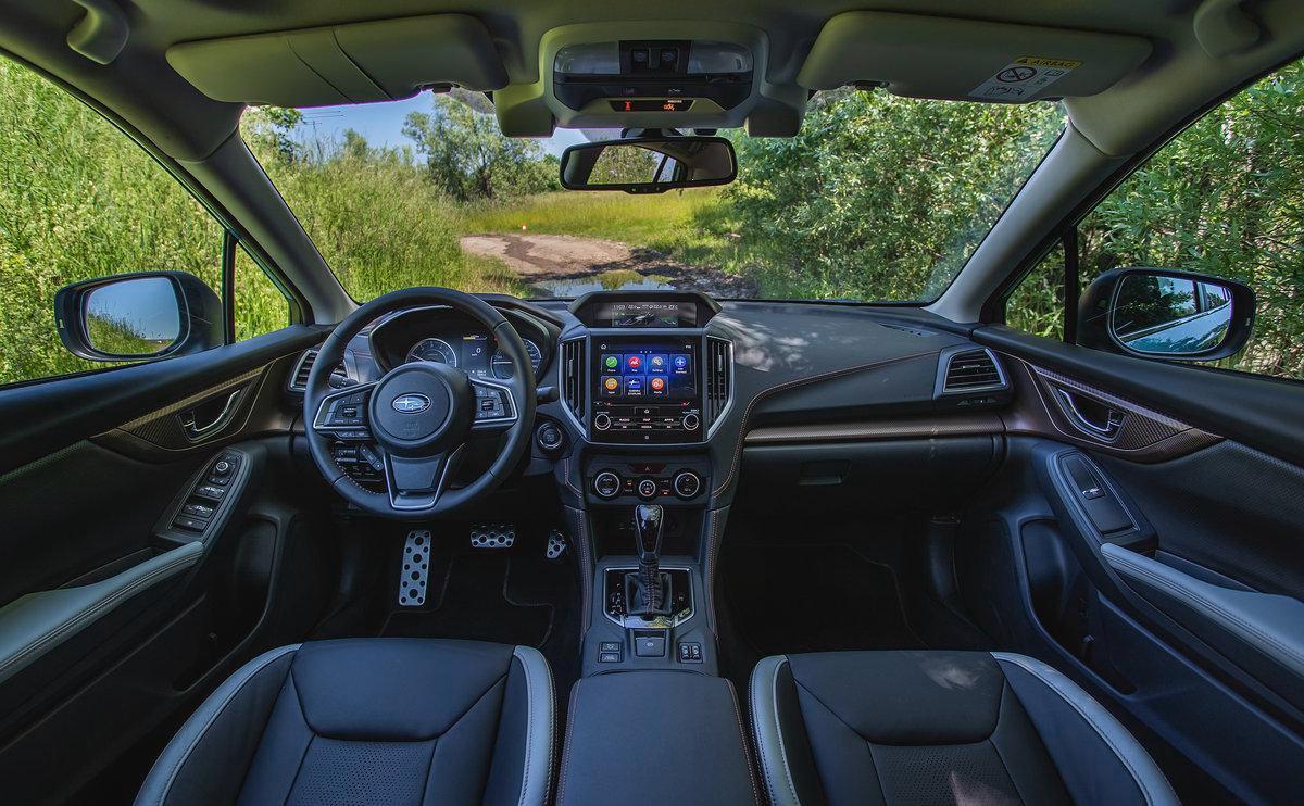 Subaru XV 2.0 e-Boxer: de perfecte cruiser