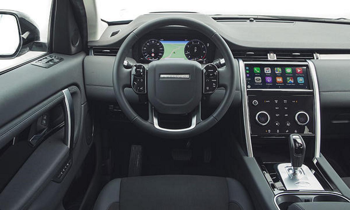 Land Rover Discovery Sport is klaar voor de toekomst